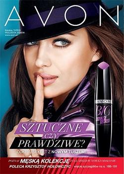 Okładka katalogu Avon 13 2015