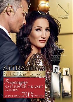 Okładka katalogu Avon 14 2015