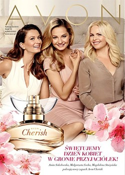 Święto kobiecośći -Katalog Avon 3/2015