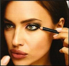 Makijaż oka z Avon