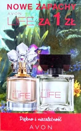 Perfumy zaprojektowane przez kenzo Takadę -Premiera Avon Life