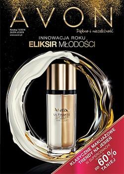 Katalog Avon online 15 Złota jesień