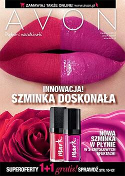 Katalog Avon 15 2017 złota jesień