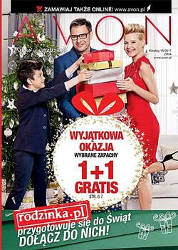 Katalog Avon online 16 Magia świąt