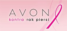 Avon kontra rak piersi -Akcja Avon