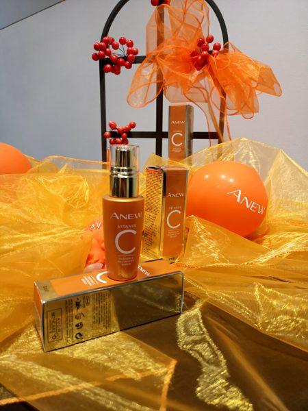 Seru Avon Anew 10% pomarańczy